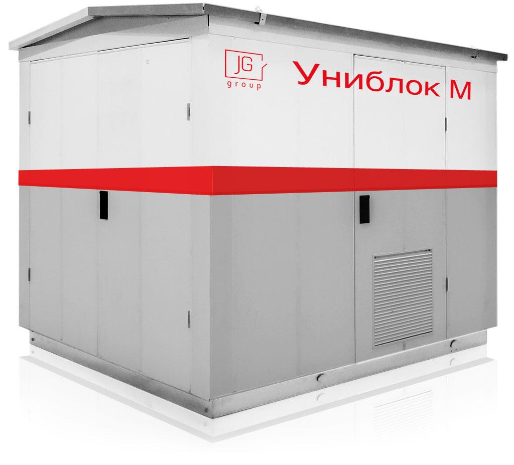 Компактные трансформаторные подстанции КТП Униблок М